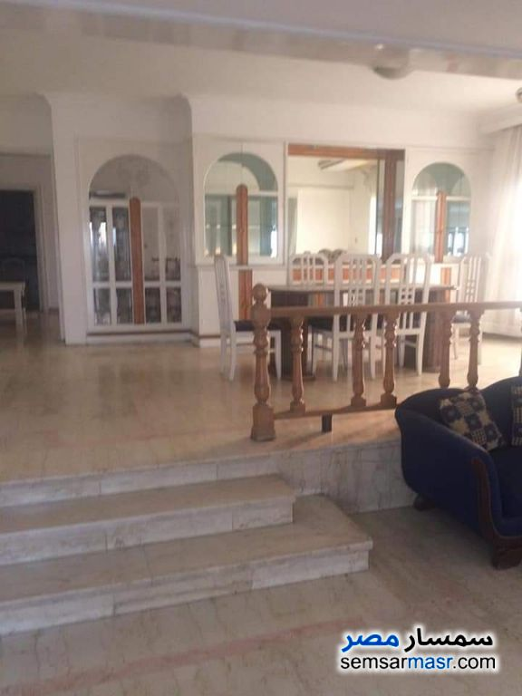 Photo 1 - Apartment 4 bedrooms 4 baths 200 sqm super lux For Rent Maadi Cairo