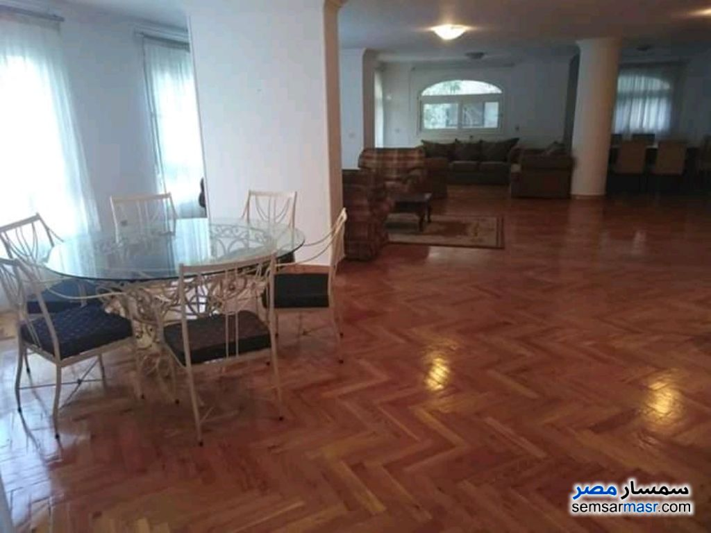 Photo 2 - Apartment 5 bedrooms 4 baths 300 sqm super lux For Rent Maadi Cairo