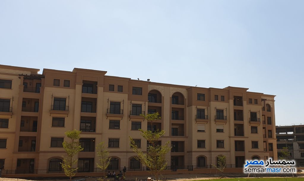 Photo 8 - Apartment 3 bedrooms 3 baths 186 sqm extra super lux For Rent Fifth Settlement Cairo