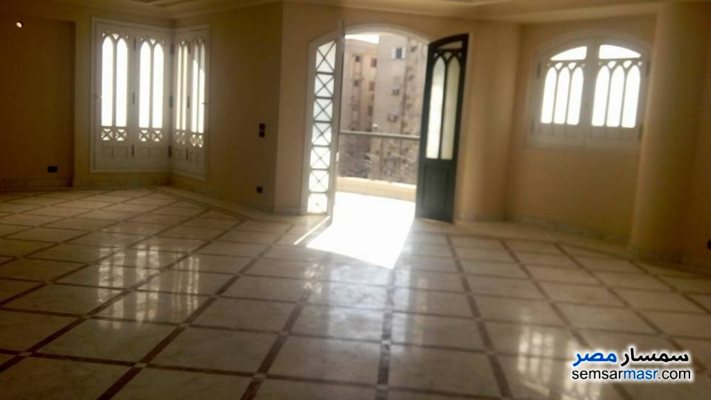 Photo 5 - Apartment 4 bedrooms 3 baths 320 sqm extra super lux For Rent Sheraton Cairo