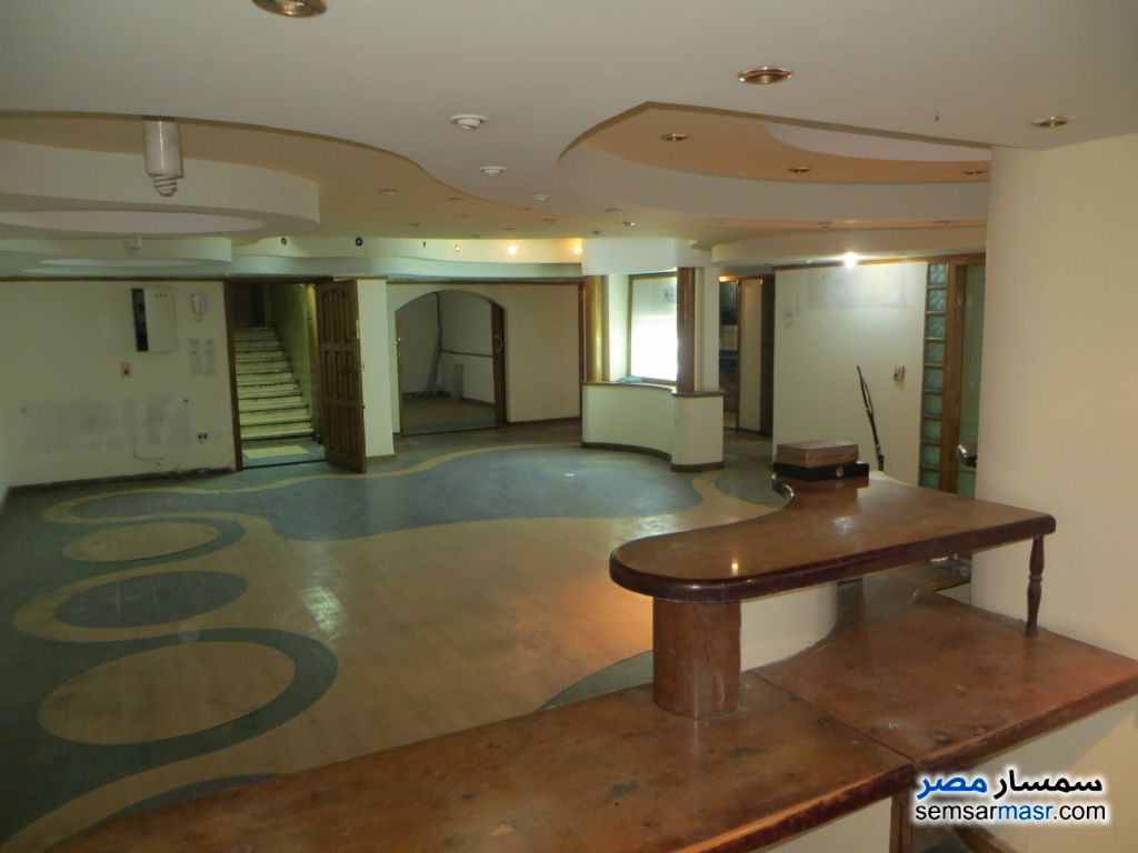 Photo 1 - Apartment 6 bedrooms 4 baths 650 sqm extra super lux For Rent New Nozha Cairo