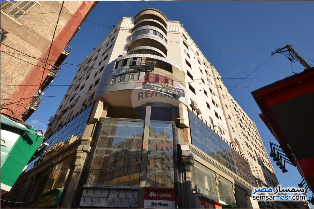 Ad Photo: Commercial 100 sqm in Raml Station  Alexandira