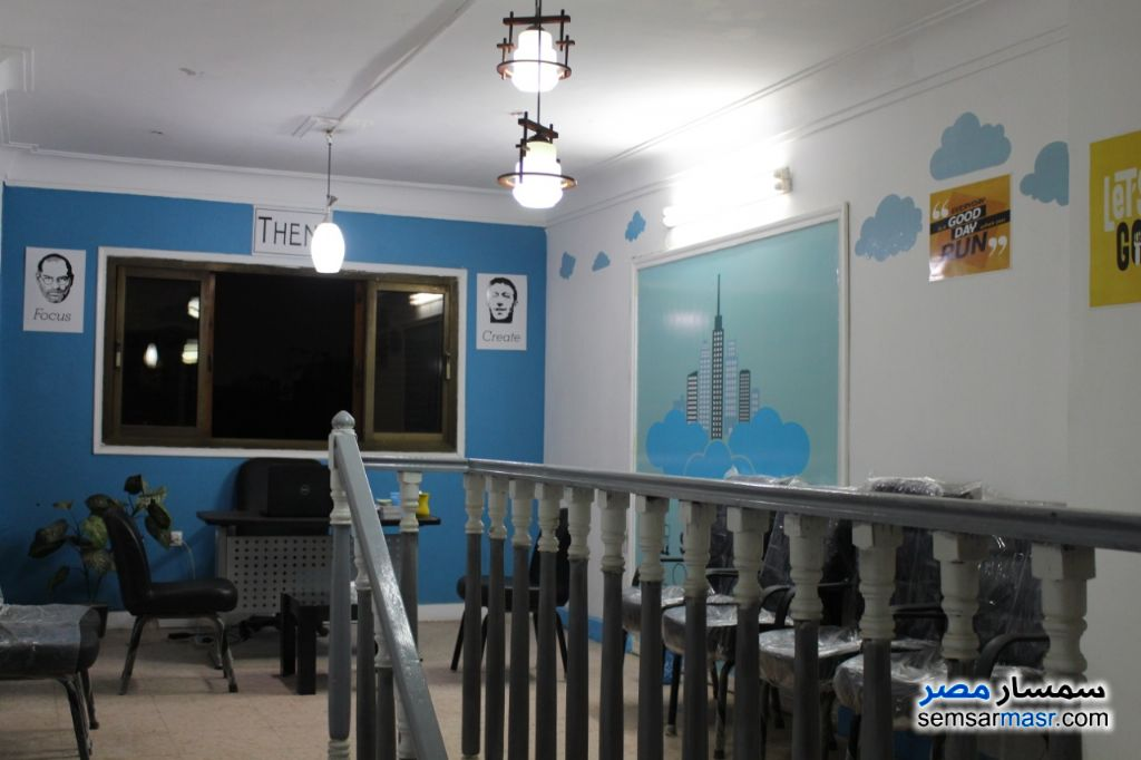 Photo 1 - Commercial 25 sqm For Rent Heliopolis Cairo