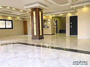 Ad Photo: Apartment 3 bedrooms 2 baths 185 sqm extra super lux in Sheraton  Cairo