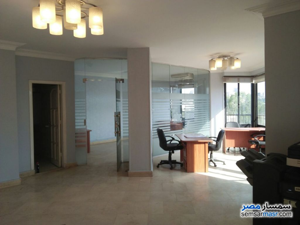 Photo 3 - Commercial 250 sqm For Rent Dokki Giza