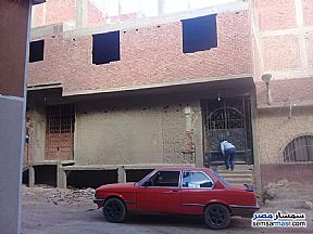 Ad Photo: Building 122 sqm without finish in Marg  Cairo