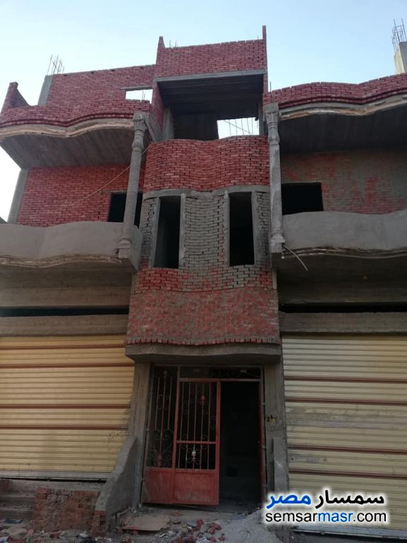 Photo 1 - Building 200 sqm without finish For Sale Ismailia City Ismailia