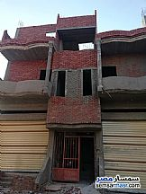 Building 200 sqm without finish For Sale Ismailia City Ismailia - 1