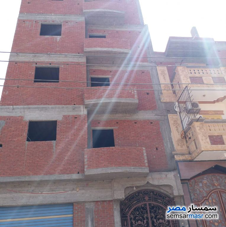 Photo 1 - Building 93 sqm without finish For Sale Tanta Gharbiyah