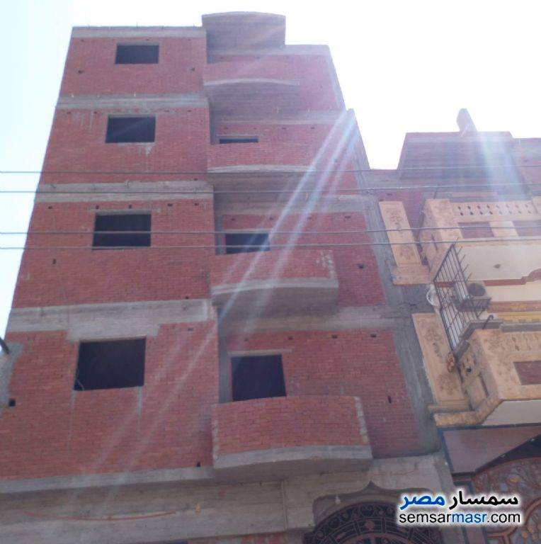 Photo 2 - Building 93 sqm without finish For Sale Tanta Gharbiyah