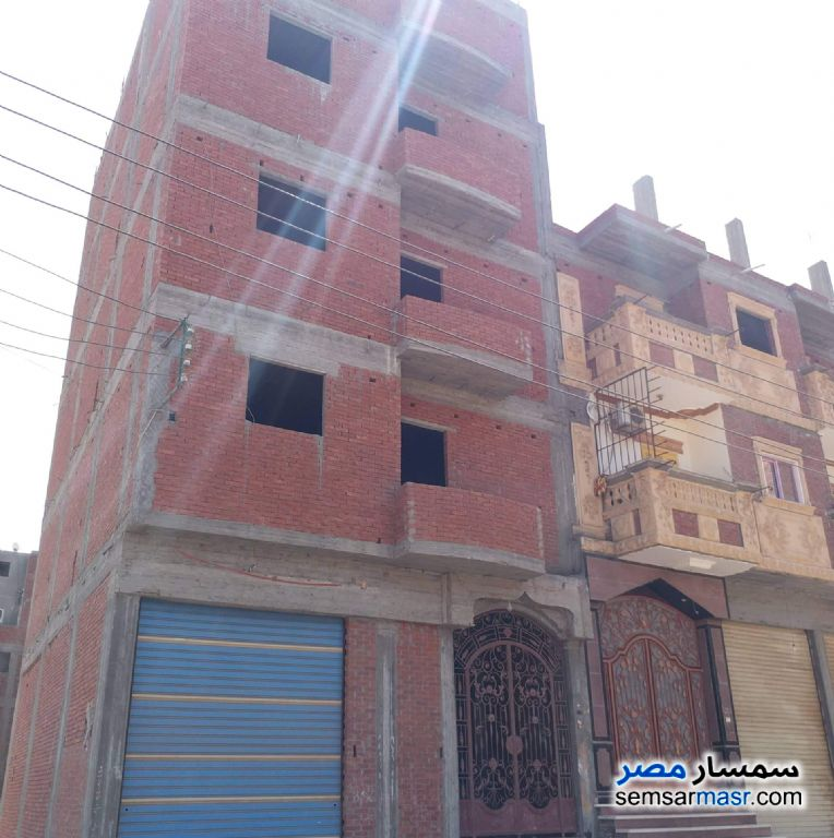 Photo 4 - Building 93 sqm without finish For Sale Tanta Gharbiyah