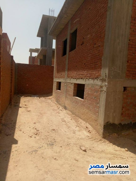 Photo 1 - Building 210 sqm without finish For Sale Borg Al Arab Alexandira