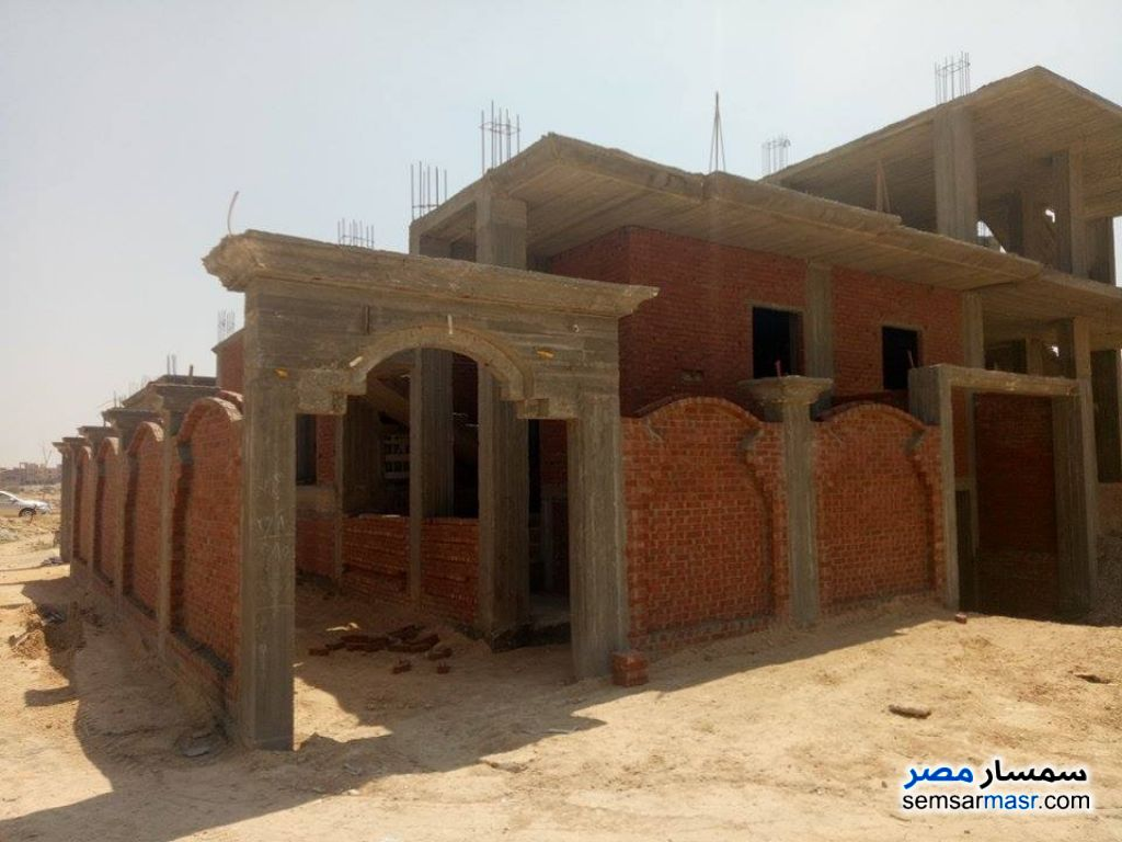 Photo 2 - Building 210 sqm without finish For Sale Borg Al Arab Alexandira