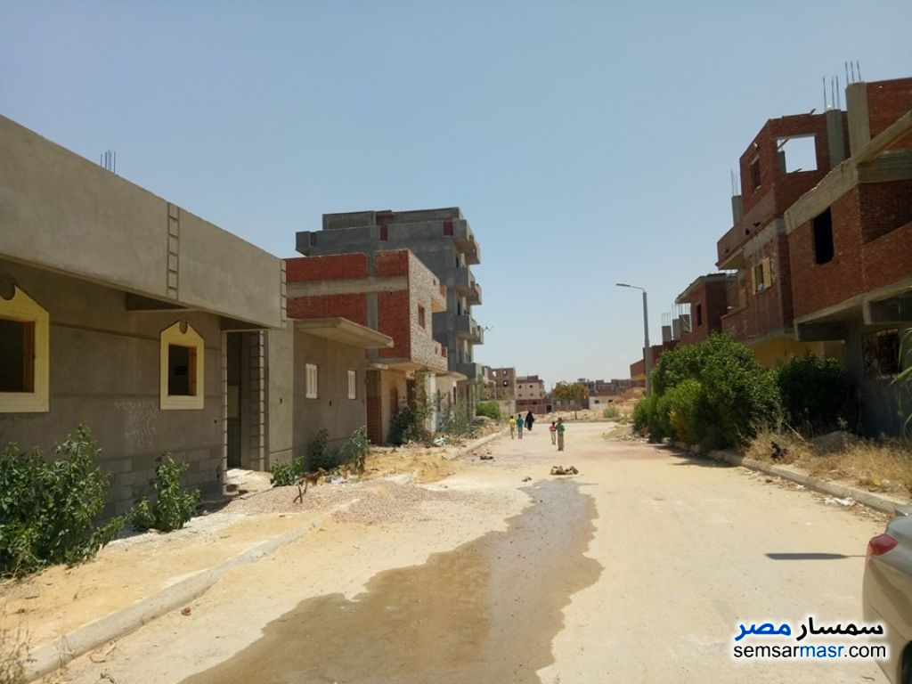 Photo 1 - Building 160 sqm without finish For Sale Borg Al Arab Alexandira
