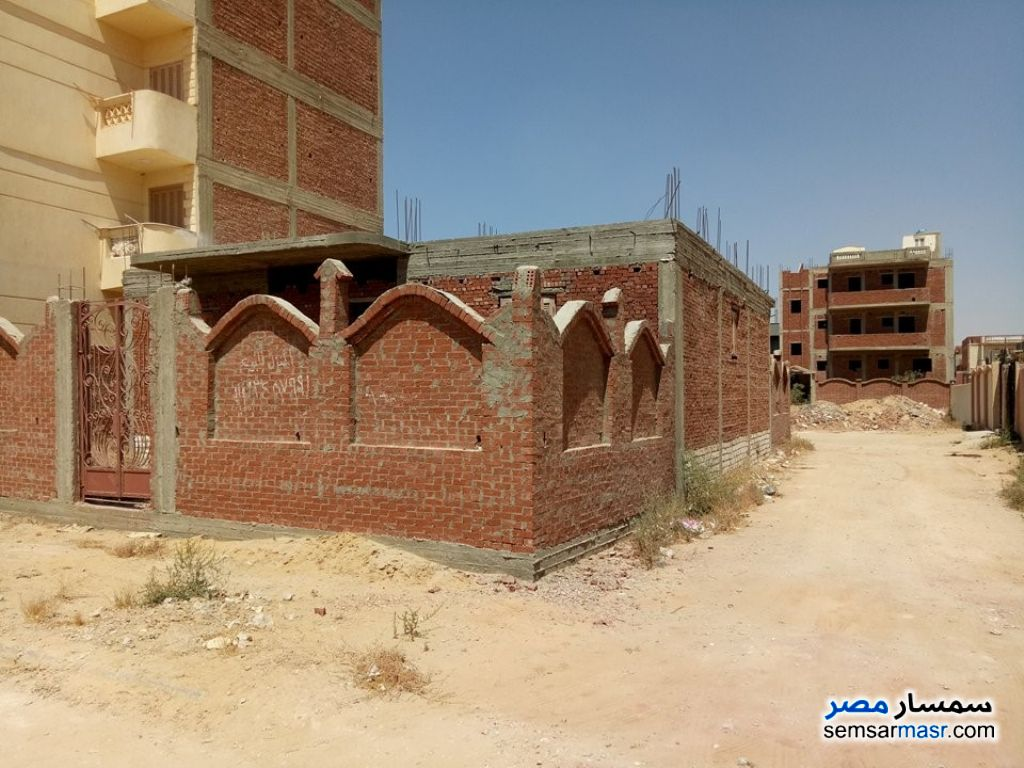 Photo 1 - Building 250 sqm without finish For Sale Borg Al Arab Alexandira