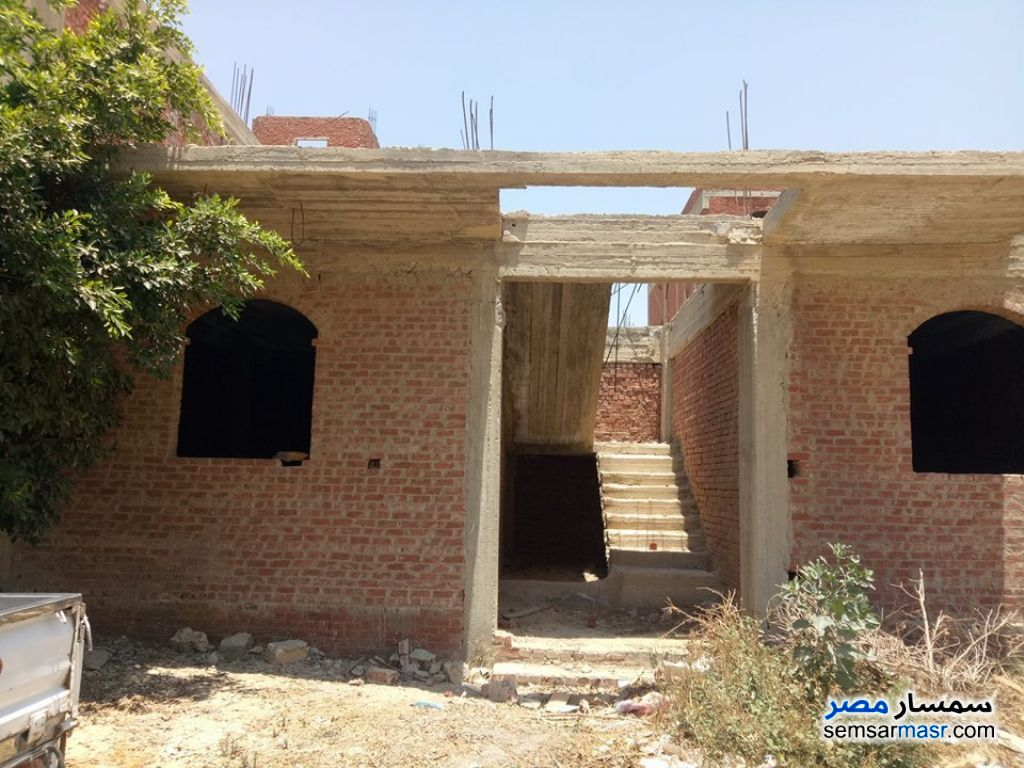 Photo 2 - Building 160 sqm without finish For Sale Borg Al Arab Alexandira