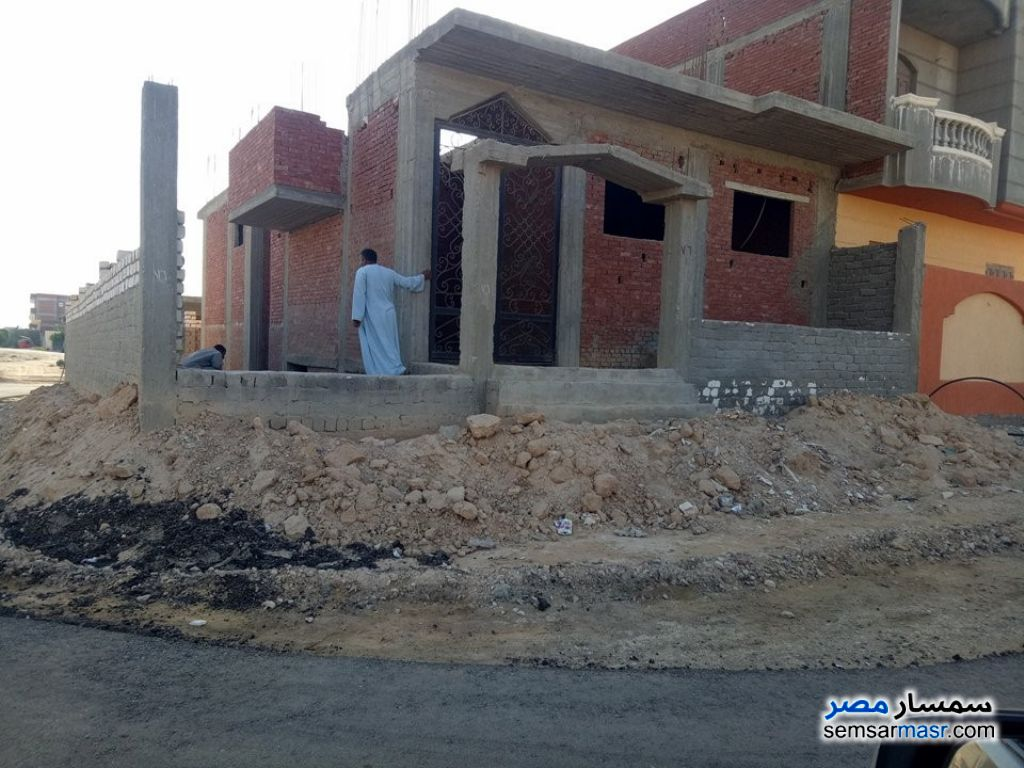 Photo 2 - Building 209 sqm without finish For Sale Borg Al Arab Alexandira