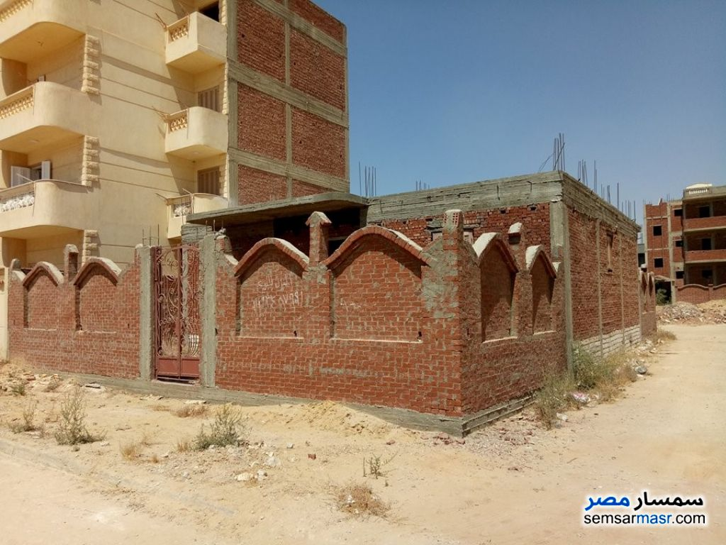 Photo 3 - Building 250 sqm without finish For Sale Borg Al Arab Alexandira
