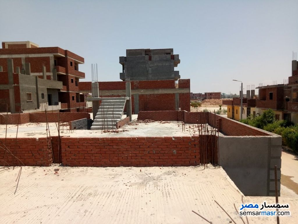 Photo 4 - Building 160 sqm without finish For Sale Borg Al Arab Alexandira