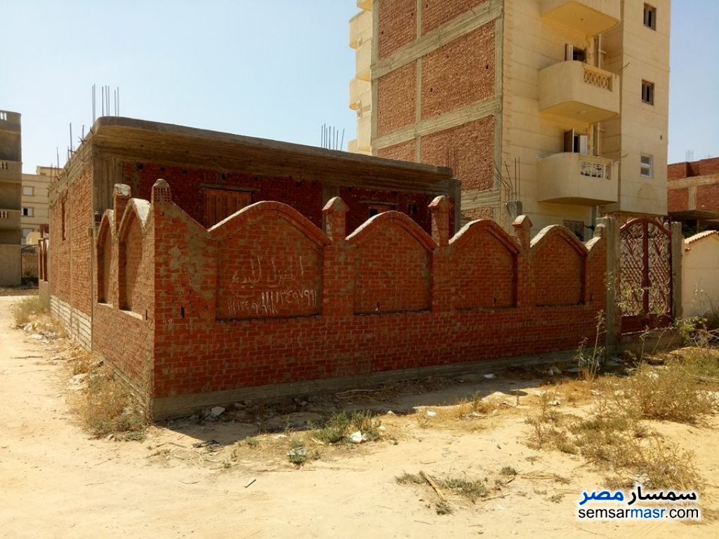 Photo 4 - Building 250 sqm without finish For Sale Borg Al Arab Alexandira