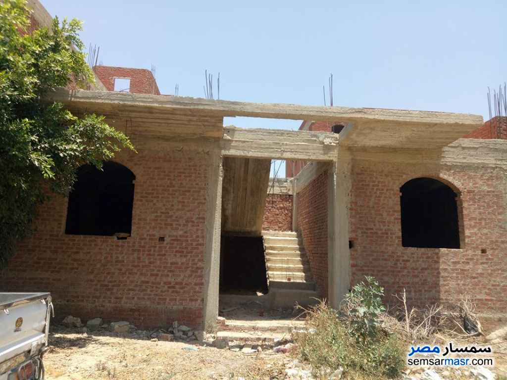 Photo 5 - Building 160 sqm without finish For Sale Borg Al Arab Alexandira