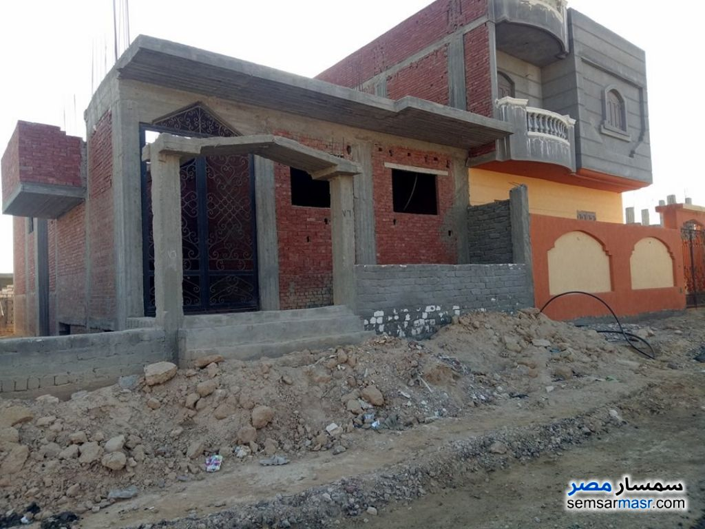 Photo 4 - Building 209 sqm without finish For Sale Borg Al Arab Alexandira