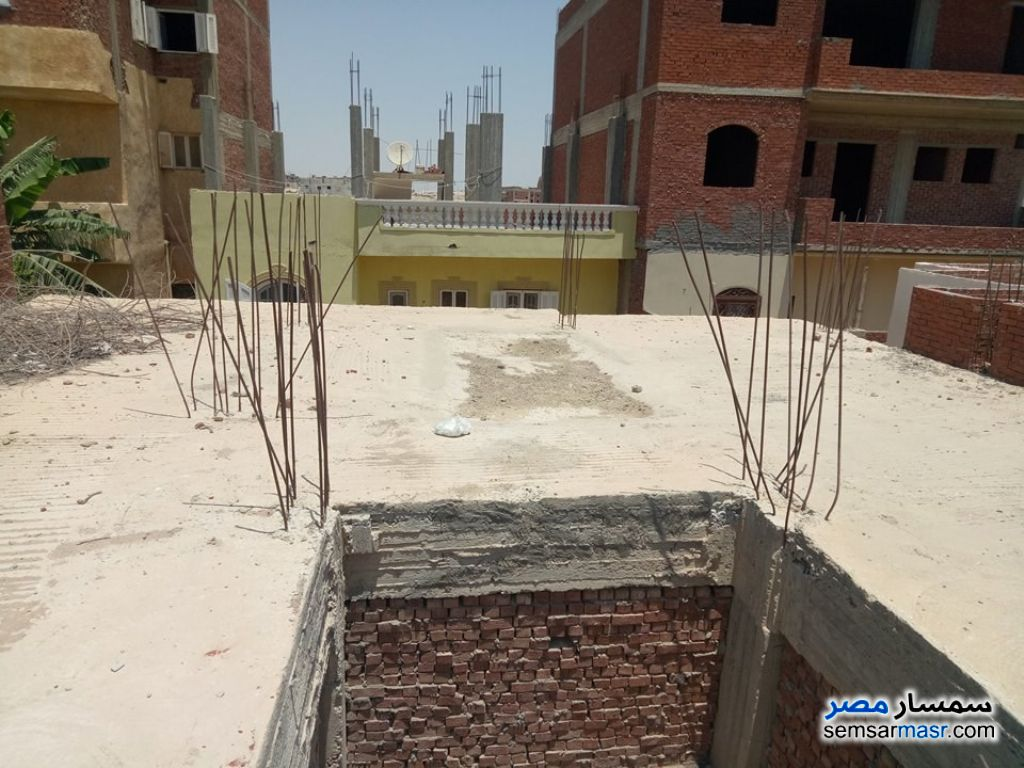 Photo 6 - Building 160 sqm without finish For Sale Borg Al Arab Alexandira