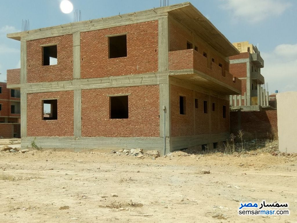 Photo 6 - Building 280 sqm semi finished For Sale Borg Al Arab Alexandira