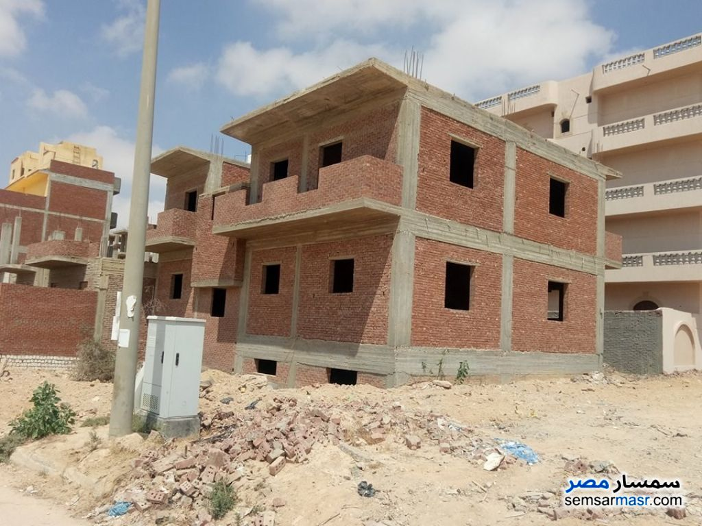 Photo 7 - Building 280 sqm semi finished For Sale Borg Al Arab Alexandira