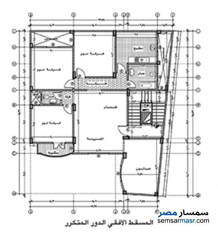 Photo 11 - Building 160 sqm without finish For Sale Talkha Daqahliyah