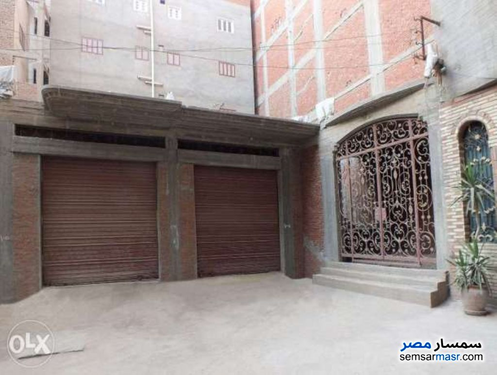 Photo 1 - Building 160 sqm without finish For Sale Talkha Daqahliyah