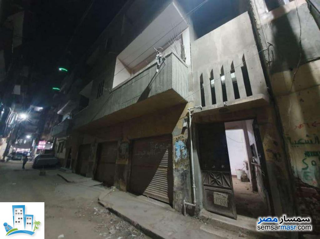 Photo 2 - Building 118 sqm semi finished For Sale Shibin El Kom Minufiyah