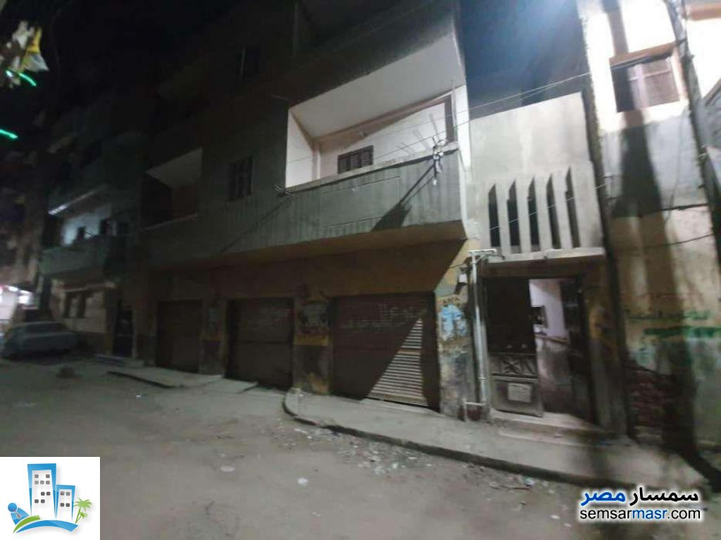 Photo 1 - Building 118 sqm semi finished For Sale Shibin El Kom Minufiyah