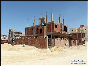 Ad Photo: Building 209 sqm without finish in Borg Al Arab  Alexandira