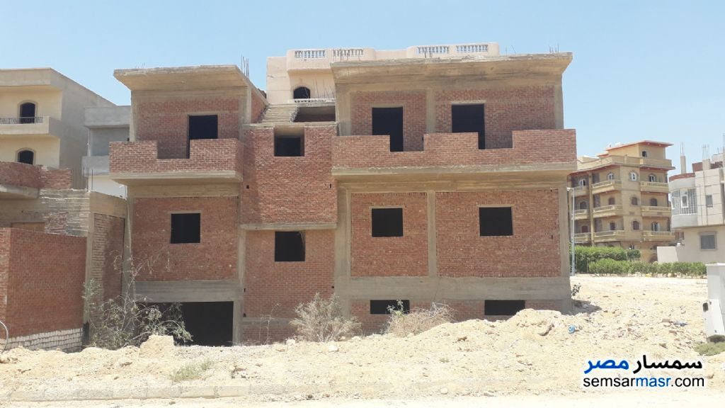Photo 2 - Building 280 sqm without finish For Sale Borg Al Arab Alexandira