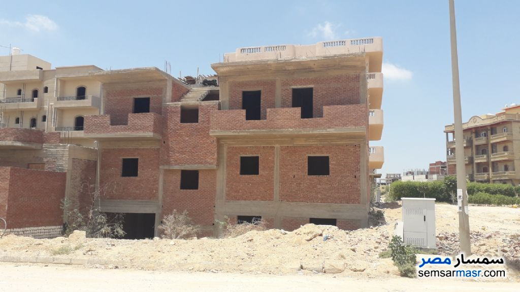 Photo 3 - Building 280 sqm without finish For Sale Borg Al Arab Alexandira