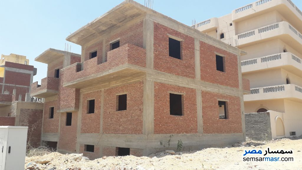 Photo 5 - Building 280 sqm without finish For Sale Borg Al Arab Alexandira