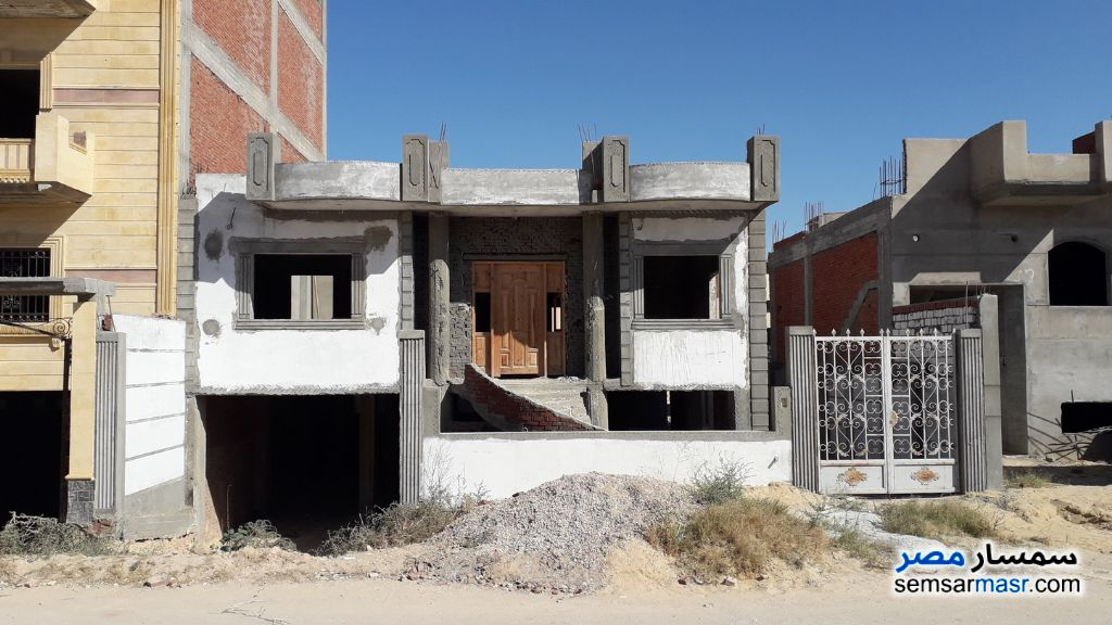 Photo 11 - Building 300 sqm semi finished For Sale Borg Al Arab Alexandira