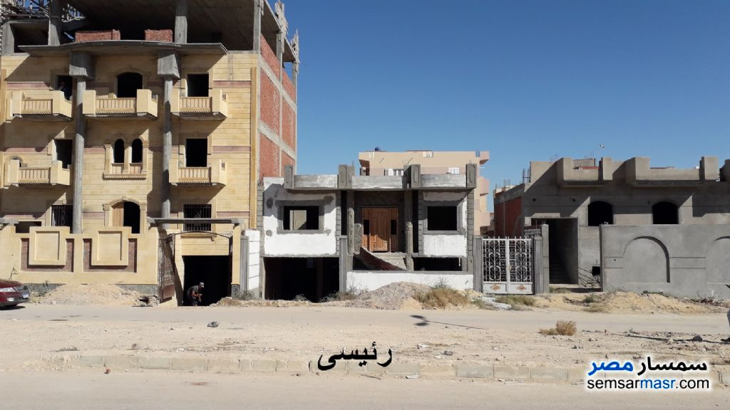 Photo 1 - Building 300 sqm semi finished For Sale Borg Al Arab Alexandira