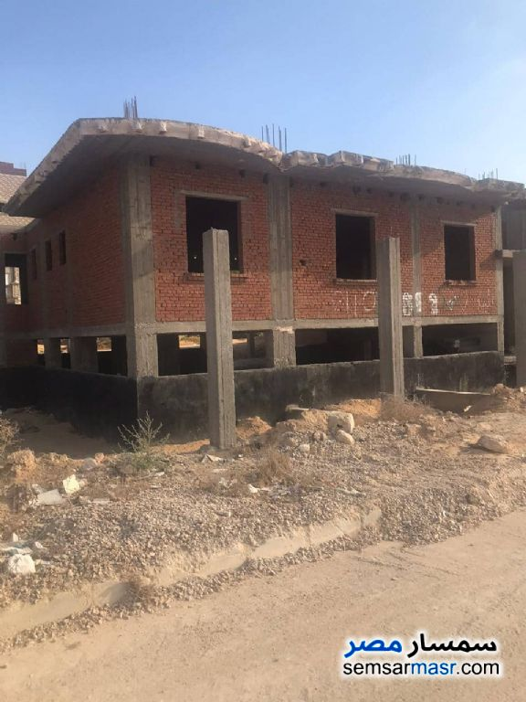 Photo 1 - Building 310 sqm without finish For Sale Borg Al Arab Alexandira