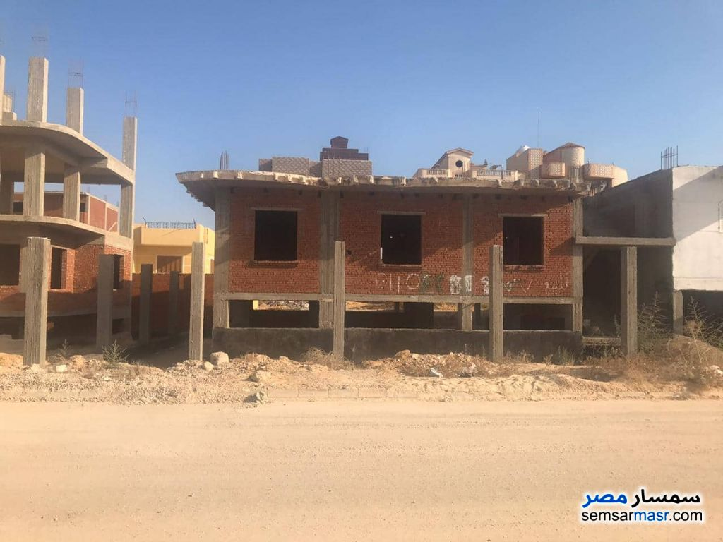 Photo 3 - Building 310 sqm without finish For Sale Borg Al Arab Alexandira