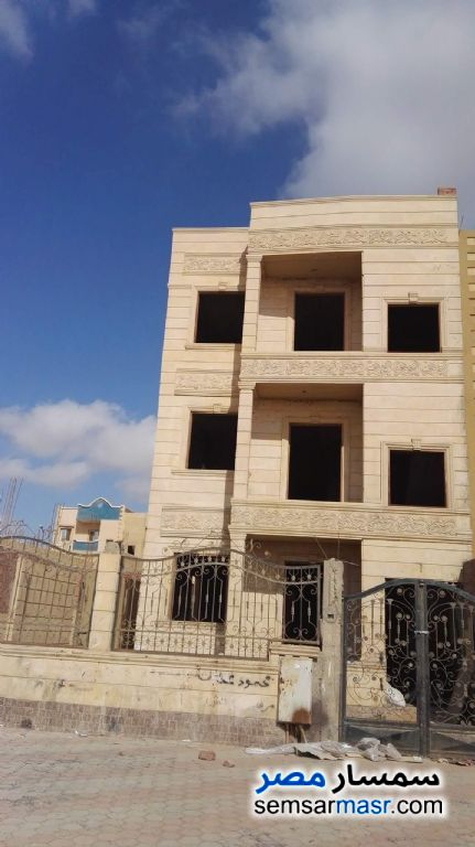 Photo 1 - Building 300 sqm semi finished For Sale October Gardens 6th of October