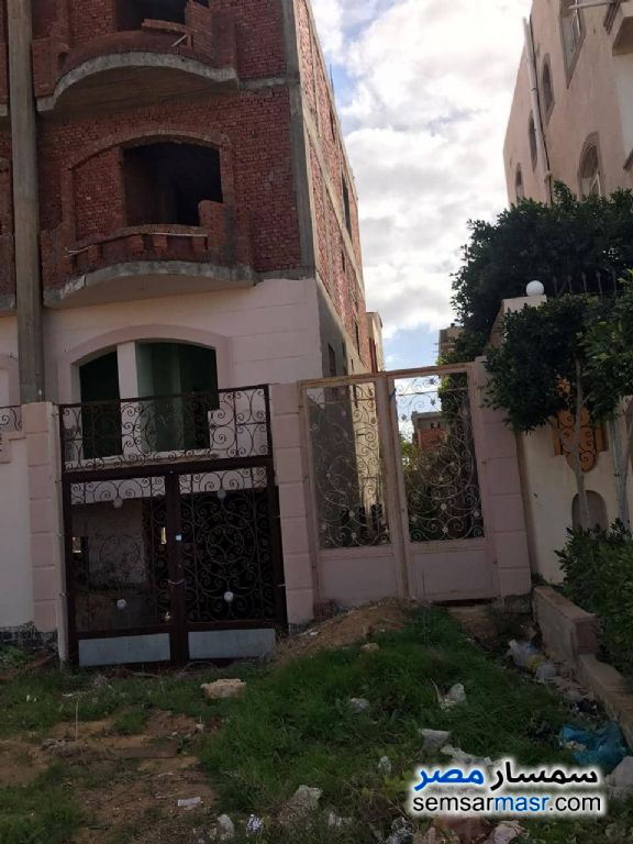 Photo 1 - Building 330 sqm semi finished For Sale Borg Al Arab Alexandira