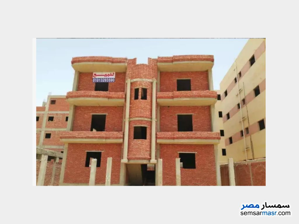 Photo 1 - Building 300 sqm without finish For Sale Badr City Cairo