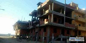Ad Photo: Building 252 sqm without finish in New Damietta  Damietta
