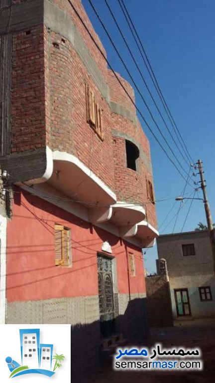 Photo 2 - Building 262 sqm semi finished For Sale Abu Tisht Qena