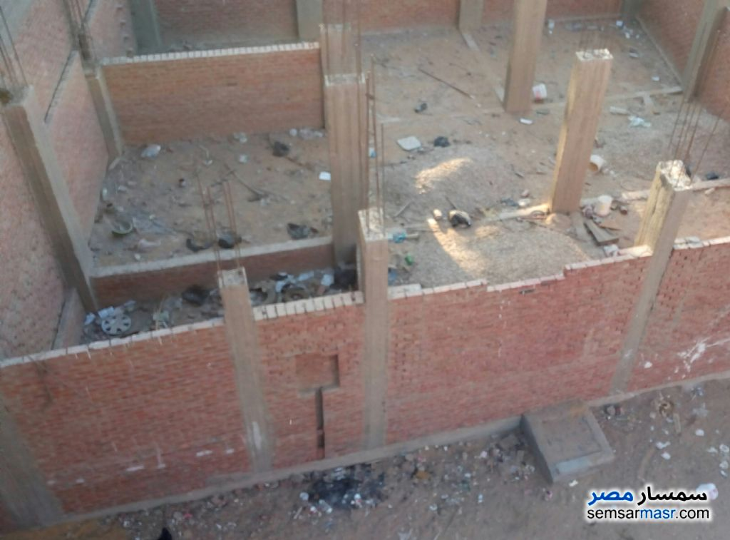Photo 2 - Building 138 sqm without finish For Sale Al Salam City Cairo