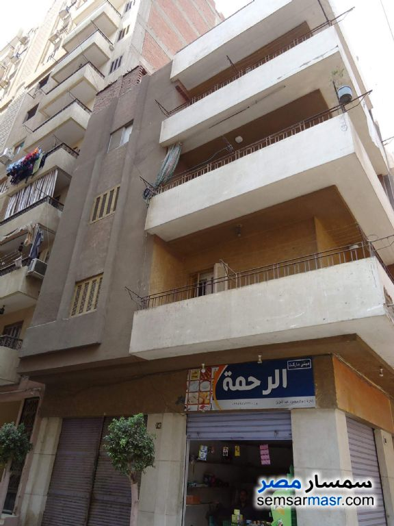 Photo 1 - Building 85 sqm semi finished For Sale Tanta Gharbiyah