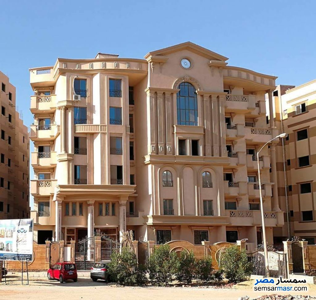 Photo 4 - Apartment 3 bedrooms 3 baths 185 sqm semi finished For Sale El Bostan 6th of October