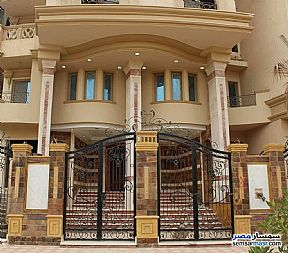 Apartment 3 bedrooms 3 baths 185 sqm semi finished For Sale El Bostan 6th of October - 6